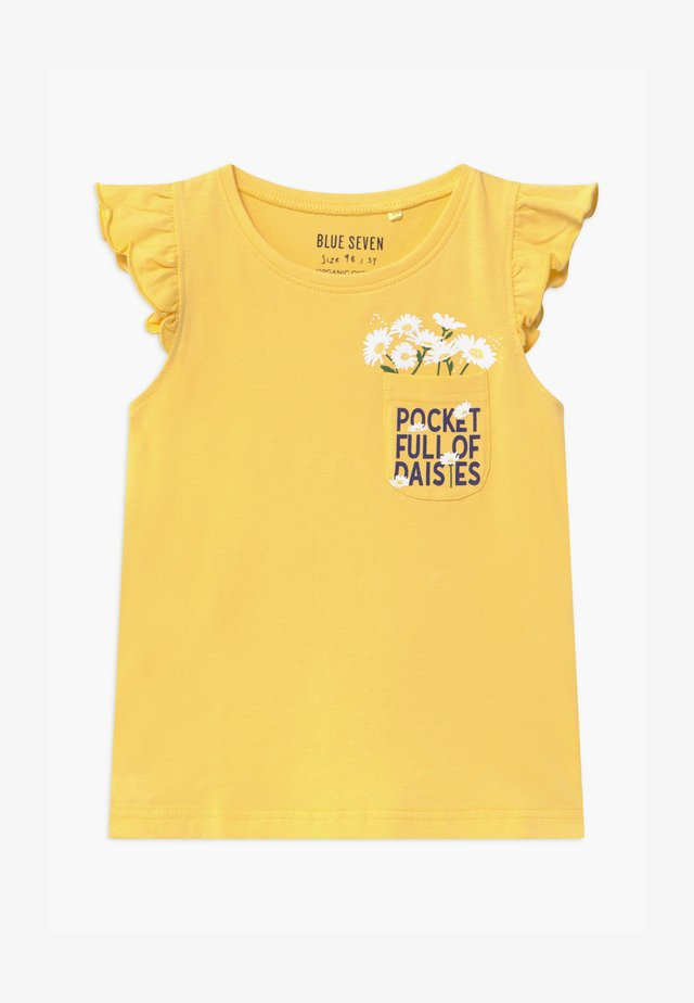SMALL GIRLS DAISY - Print T-shirt - korn
