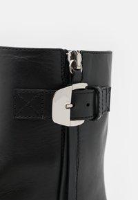 Proenza Schouler - Platform ankle boots - nero - 6