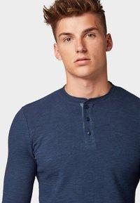 TOM TAILOR DENIM - Long sleeved top -  blue - 3