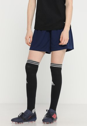 KN SHO W - Sports shorts - navyblue/white