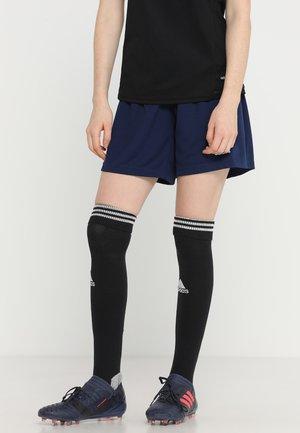 KN SHO W - kurze Sporthose - navyblue/white