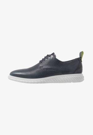 ST.1 HYBRID LITE - Sznurowane obuwie sportowe - denim blue