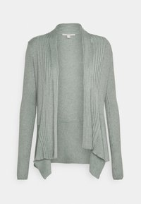 Esprit - CARDI - Cardigan - dusty green - 0