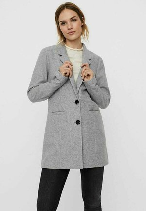 VMDAFNEJANEY - Classic coat - light grey melange