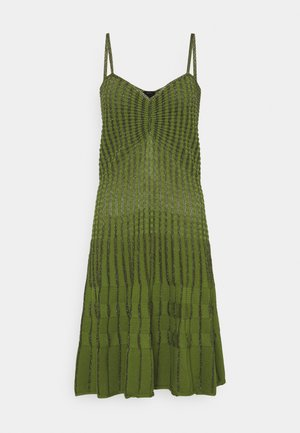 DELTAPLANO ABITO - Jumper dress - khaki