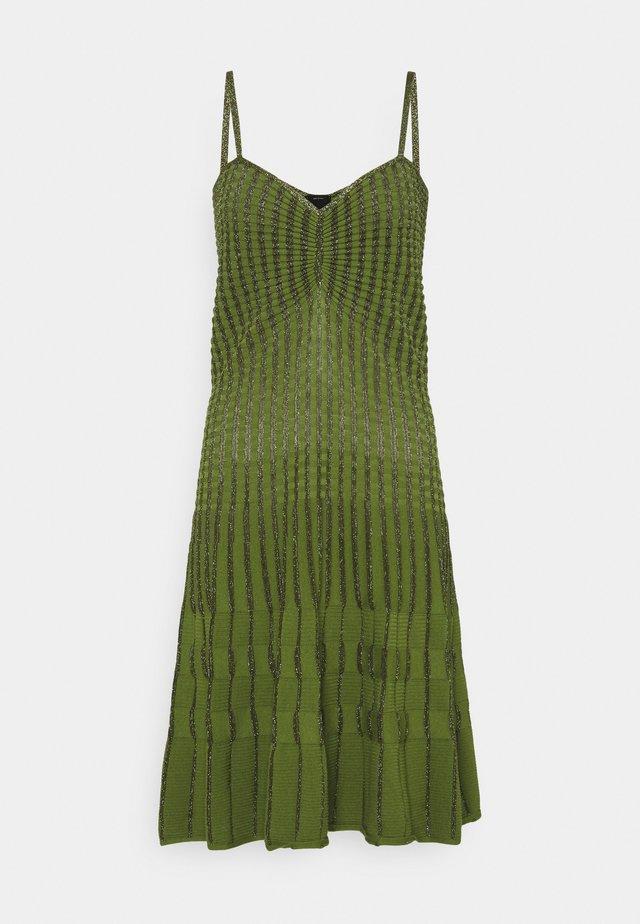 DELTAPLANO ABITO - Jumper dress - khaki