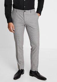 Viggo - LOFOTEN SUIT - Suit - black/white - 4