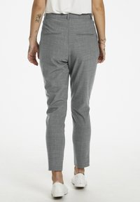 Karen by Simonsen - SYDNEY - Trousers - grey melange - 2