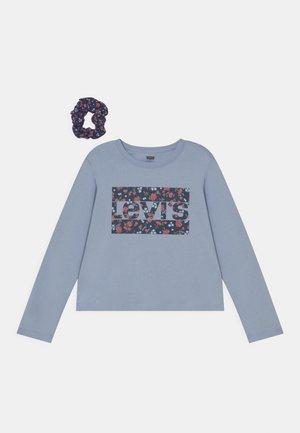 LONGSCUNCHIESET - Maglietta a manica lunga - kentuckey blue