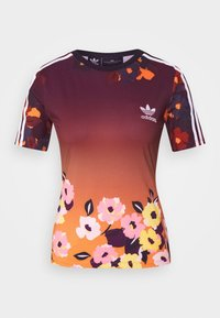 adidas Originals - GRAPHICS SLIM SHORT SLEEVE TEE - Camiseta estampada - multicolor - 4