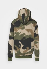 adidas Originals - CAMO HOODIE - Sweat à capuche - wild pine/multicolor/black - 7