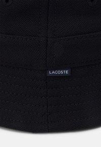 Lacoste - UNISEX - Chapeau - black - 3
