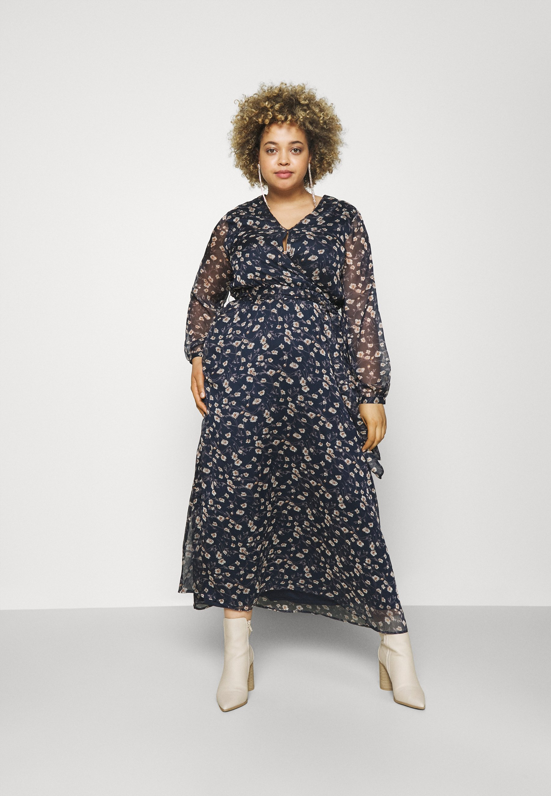 Women VIALIVIA ANKLE DRESS - Day dress