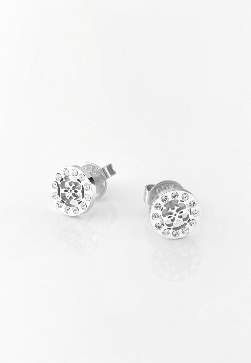"Guess - BOUCLES D'OREILLES ""GUESS MINIATURE"" - Earrings - argent"