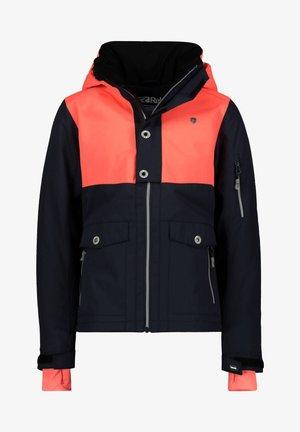 Ski jacket - koralle