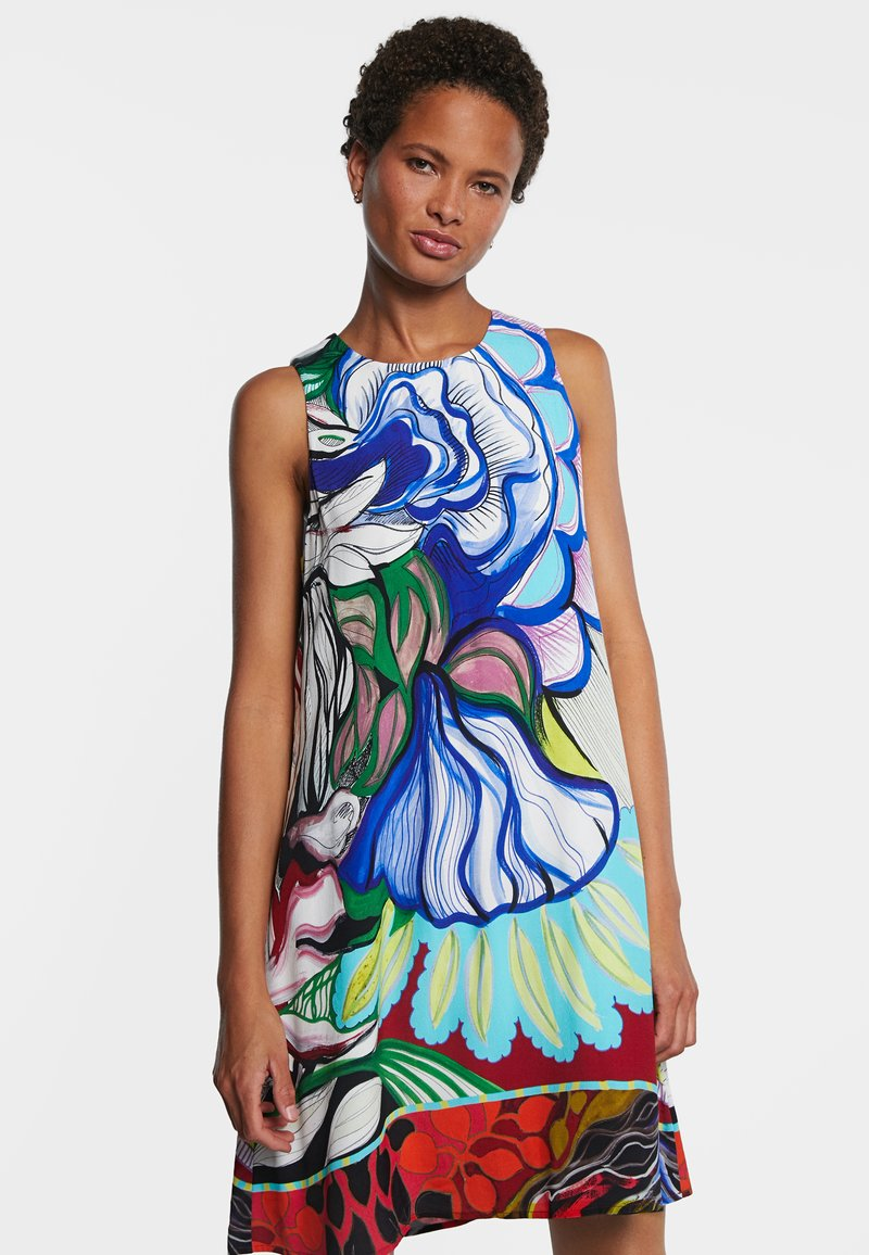 Desigual - ORLEANS - Korte jurk - multicolor