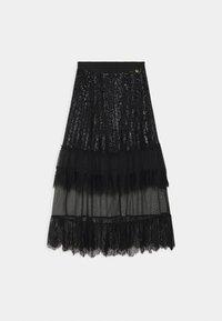 TWINSET - A-line skirt - nero - 0