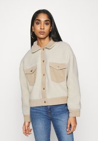 Cotton On - TRUCKER - Light jacket - natural - 0