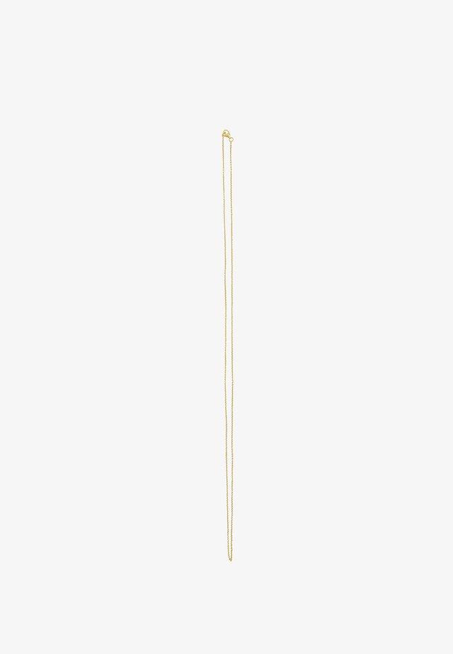 NECKLACE CHAIN 60 CM - Necklace - gold