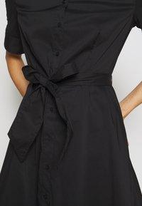 Lauren Ralph Lauren - DRESS - Abito a camicia - black - 5