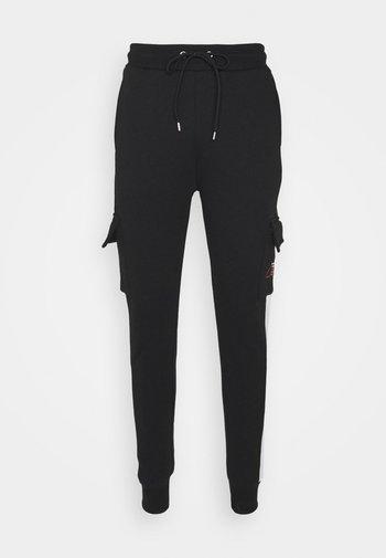 VOX UTILITY - Pantaloni sportivi - black