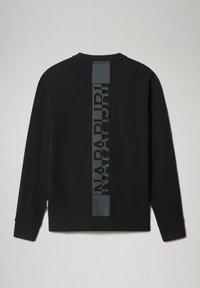 Napapijri - B-SURF CREW - Stickad tröja - black - 5