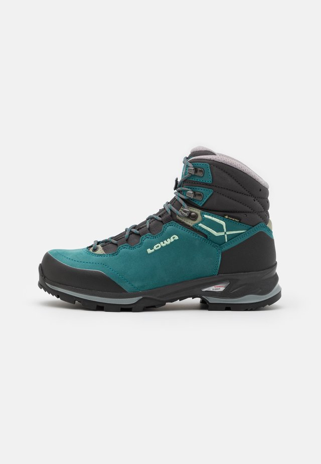 LADY LIGHT GTX - Bottines de randonnée - petrol/mint