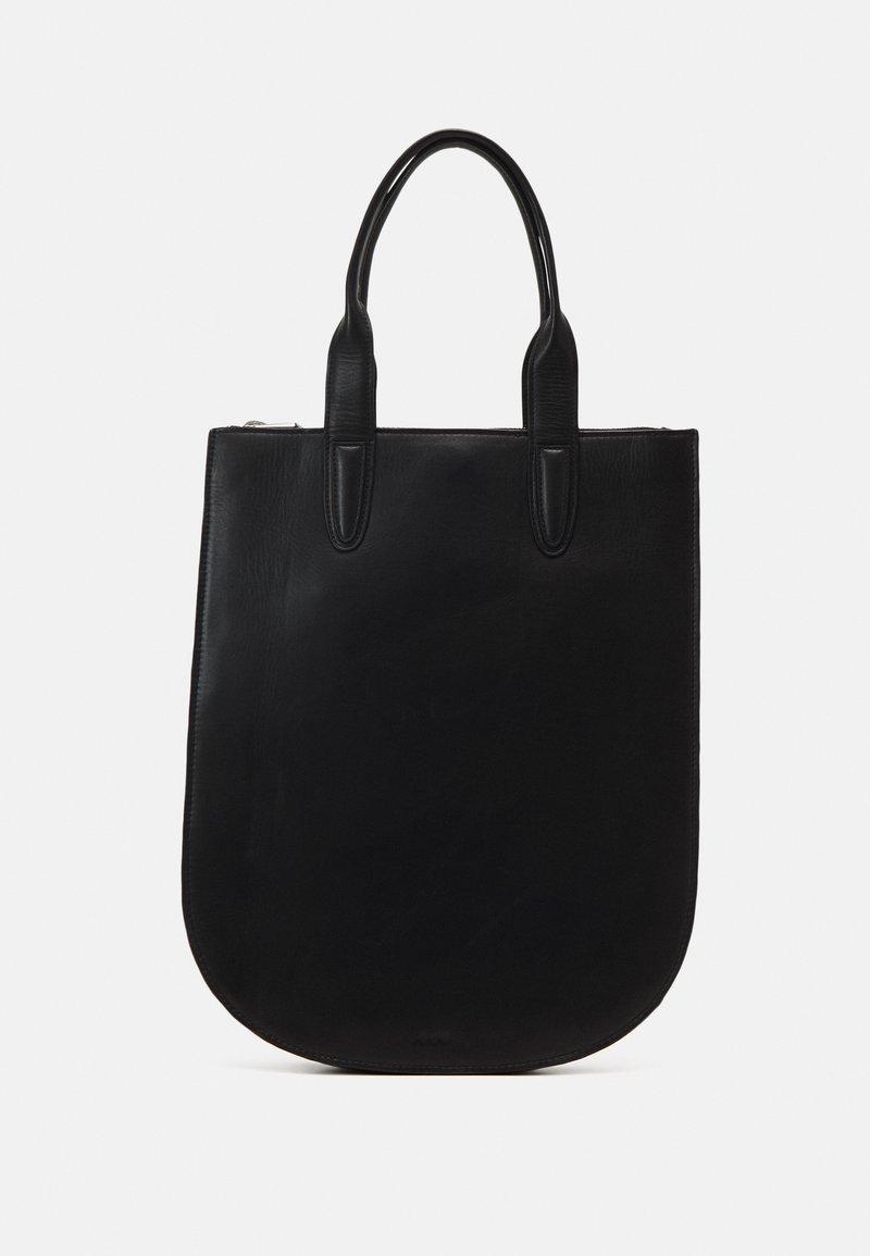 Royal RepubliQ - ELITE CURVE TOTE - Handbag - black