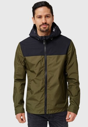 HOLMES - Outdoor jacket - forest