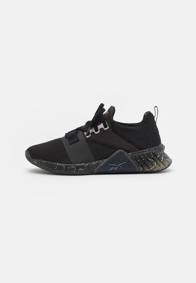 FLASHFILM TRAIN 2.0 - Sportovní boty - core black/neon mint