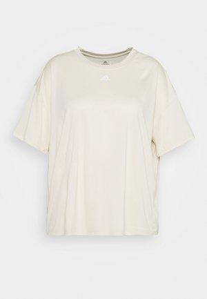 TEE - T-shirt imprimé - off white