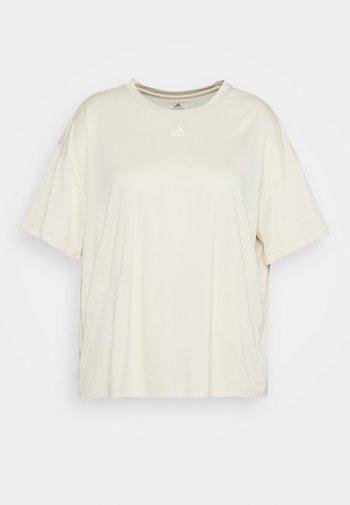 TEE - Print T-shirt - off white