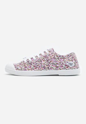 BASIC - Sneakers basse - liberty pink