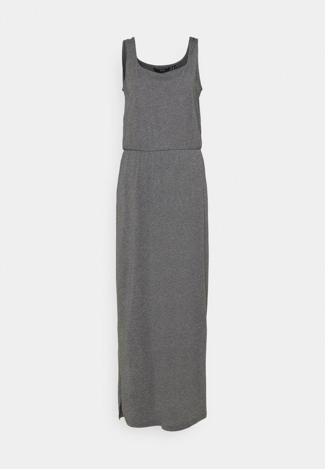 VMADAREBECCA ANKLE DRESS - Maxi-jurk - medium grey melange