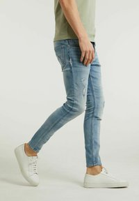 CHASIN' - IGGY ELIAS - Jeans Skinny Fit - light blue - 2