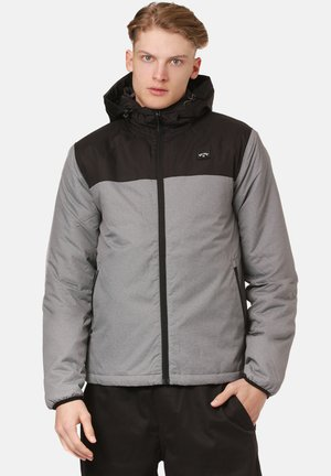 Winter jacket - grey heather