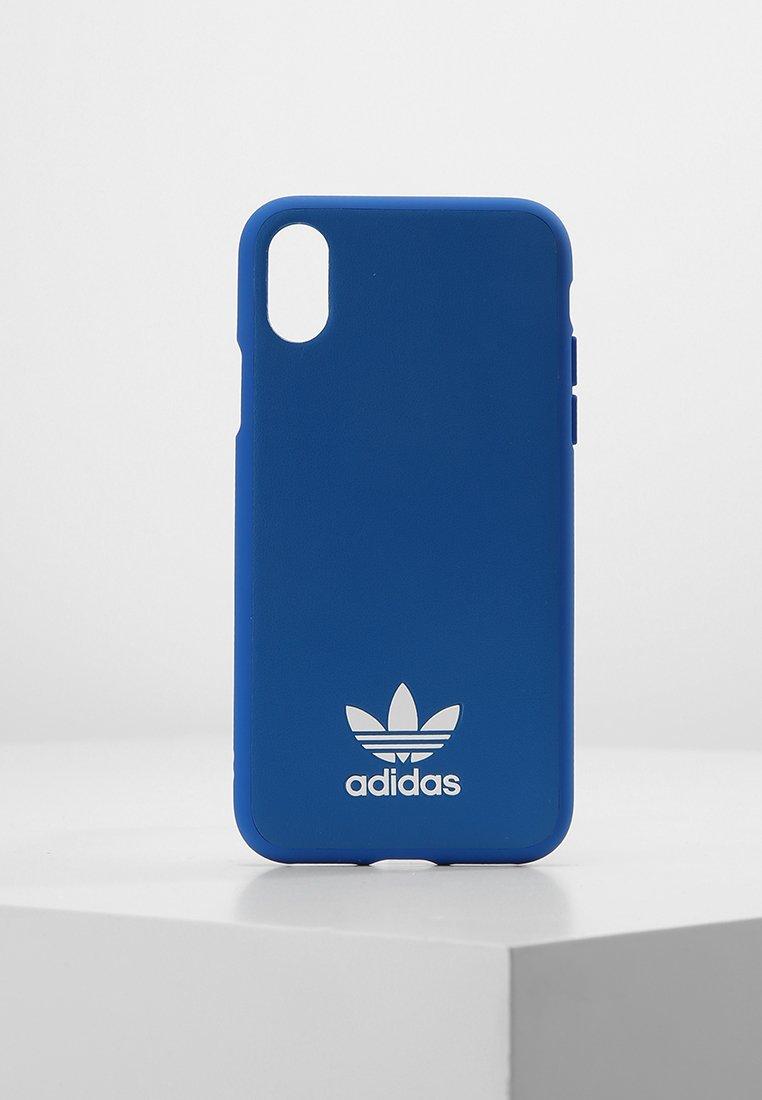 adidas Originals - MOULDED CASE - Mobiltasker - bluebird / white