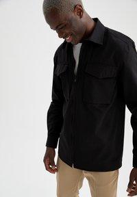 DeFacto - Summer jacket - black - 4