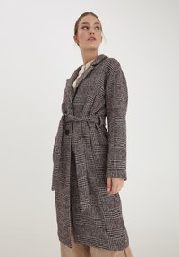 ICHI - IHHOLLYN - Classic coat - crushed violets - 0