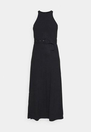 YASLOLA ANKLE DRESS ICON - Jerseykjole - black