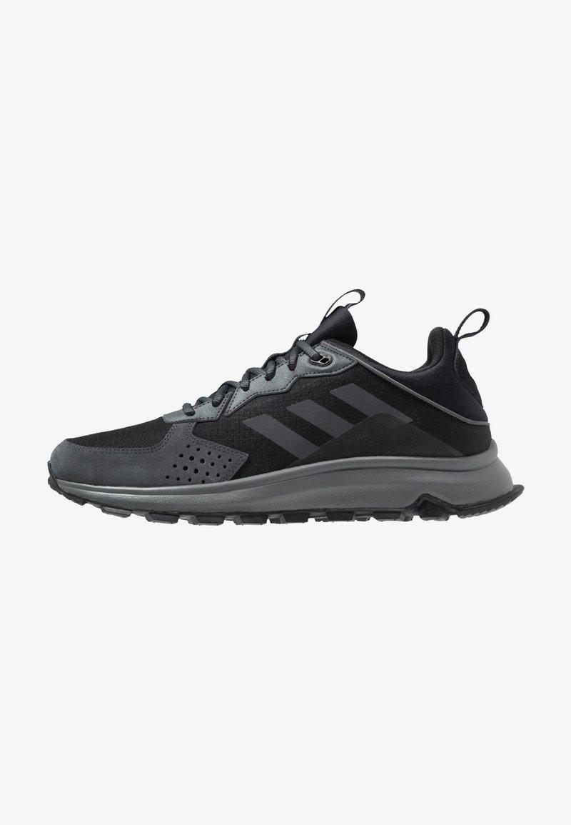adidas Performance - RESPONSE TRAIL - Løbesko trail - core black/grey six