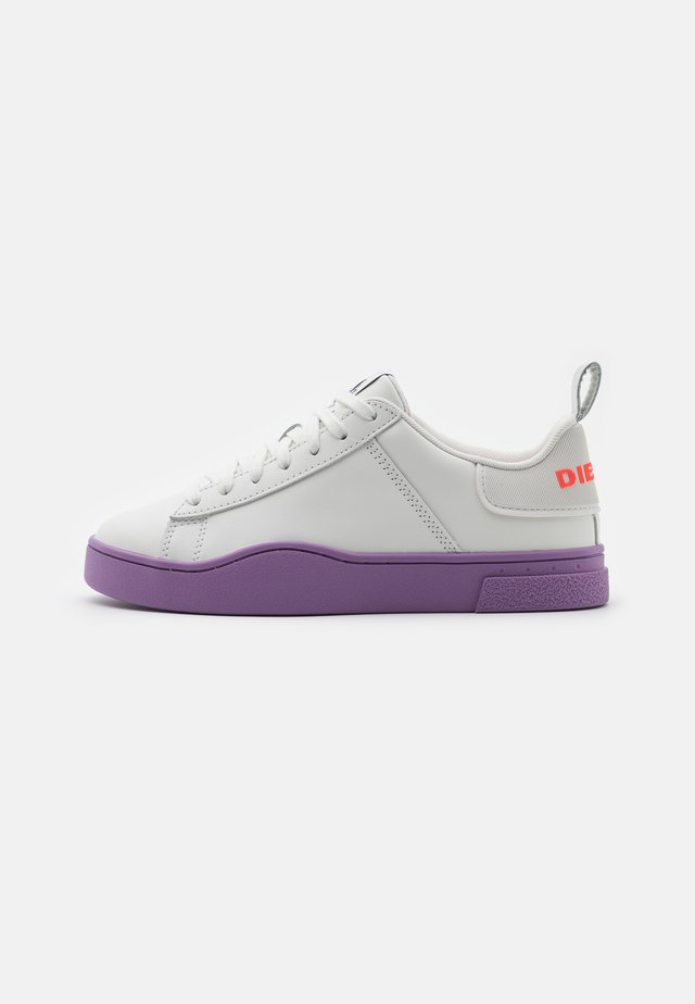 S-CLEVER LOW LACE W - Sneakersy niskie - white