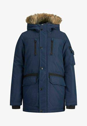 Cappotto invernale - navy blazer
