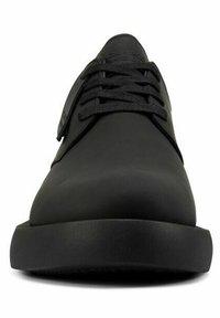 Clarks Originals - MILENO LONDON - Zapatos de vestir - black leather - 5