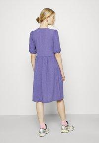 Monki - Day dress - lilac/purple medium dusty - 2