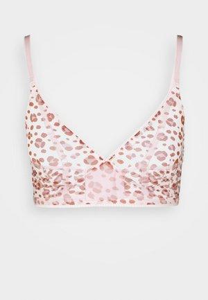 BIRGIT BRA - Triangle bra - pink
