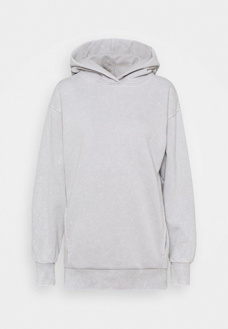 Gap Tall - TUNIC - Sweatshirt - medium grey