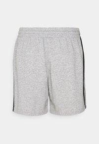 adidas Performance - Sports shorts - medium grey heather/black - 6