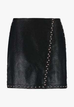 JAIKA - Mini skirt - noir