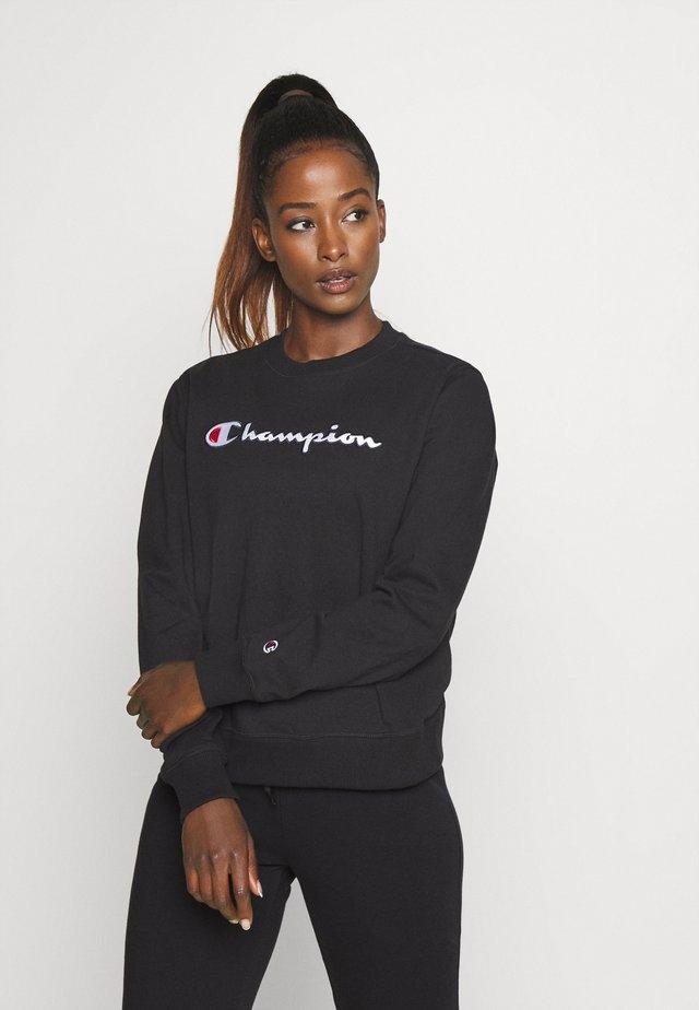 CREWNECK ROCHESTER - Sweater - black